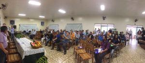 Agricultores puderam renovar os conhecimentos (Foto: Daiane Sampaio/Fetaesp)